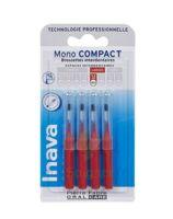 Inava Brossettes Mono-compact Rouge Iso 4 1,5mm à VALS-LES-BAINS