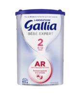 GALLIA BEBE EXPERT AR 2 Lait en poudre B/800g à VALS-LES-BAINS