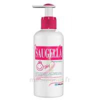 Saugella Girl Savon Liquide Hygiène Intime Fl Pompe/200ml à VALS-LES-BAINS