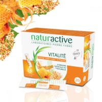 Naturactive Phytothérapie Fluides Solution Buvable Vitalité 20 Sticks/10ml à VALS-LES-BAINS