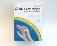 BD GANTS VINYLE, small - médium, 6 1/2 - 8, bt 50 à VALS-LES-BAINS