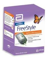 Freestyle Papillon Insulinx Lecteur glycémie à VALS-LES-BAINS