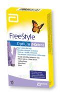 Freestyle Optium Beta-Cetones électrodes B/10 à VALS-LES-BAINS