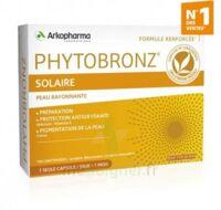 Phytobronz Solaire Caps Tous Types De Peaux 2b/30 à VALS-LES-BAINS