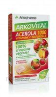 Arkovital Acérola 1000 Comprimés à croquer B/30 à VALS-LES-BAINS