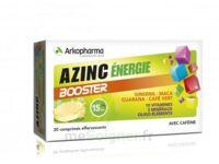 Azinc Energie Booster Comprimés Effervescents Dès 15 Ans B/20 à VALS-LES-BAINS