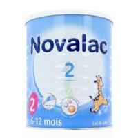 NOVALAC 2 Lait en poudre 2ème âge B/800g à VALS-LES-BAINS