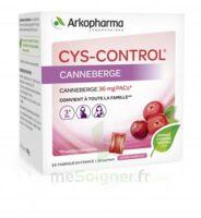 Cys-control 36mg Poudre Orale 20 Sachets/4g à VALS-LES-BAINS
