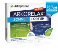 Arkorelax Sommeil Fort 8H Comprimés B/15 à VALS-LES-BAINS
