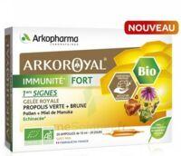 Arkoroyal Immunité Fort Solution buvable 20 Ampoules/10ml à VALS-LES-BAINS