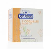 Bébisol Coquilles recueil lait / Boîte de 2 à VALS-LES-BAINS