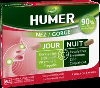 Humer Nez/gorge Jour&nuit 15 Comprimés à VALS-LES-BAINS