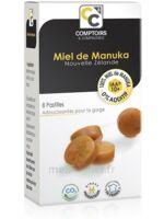 Comptoirs Et Compagnies Miel De Manuka Iaa 10+ Pastilles B/8 à VALS-LES-BAINS