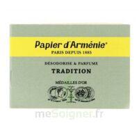 Papier D'arménie Traditionnel Feuille Triple à VALS-LES-BAINS