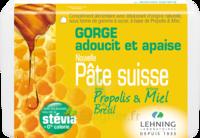 Lehning Pâte Suisse Pastilles à sucer Miel Propolis B/50g à VALS-LES-BAINS