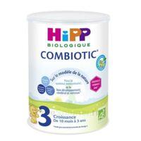 Hipp Lait 3 Combiotic® (nouvelle Formule Dha) Bio 800g à VALS-LES-BAINS