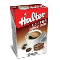 Bonbons sans sucre Halter café à VALS-LES-BAINS