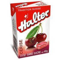 Bonbons sans sucre Halter cerise à VALS-LES-BAINS