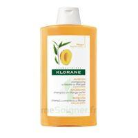 Klorane Beurre De Mangue Shampooing Cheveux Secs 400ml à VALS-LES-BAINS