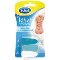 Scholl Velvet Smooth Ongles Sublimes kit de remplacement à VALS-LES-BAINS