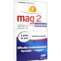MAG2 SOMMEIL 30 CPR à VALS-LES-BAINS