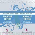 Secrets des Fées Masque Détox Peel-Off à VALS-LES-BAINS