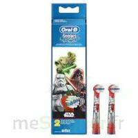 Oral-B Stages Power Star Wars 2 brossettes à VALS-LES-BAINS