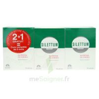 SILETTUM NUTRITION DU CHEVEU 60 X2 + 60 OFFERTES à VALS-LES-BAINS
