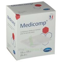 MEDICOMP Compresses stériles NON tissées 7,5x7,5cm à VALS-LES-BAINS