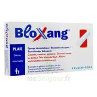 BLOXANG Eponge de gélatine stérile hémostatique B/5 à VALS-LES-BAINS