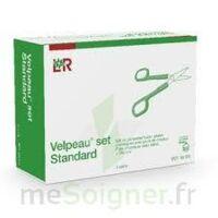 Velpeau Set Standard Set De Pansement Pour Plaies Chroniques Avec Paire De Ciseaux à VALS-LES-BAINS