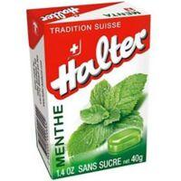 HALTER Bonbons sans sucre menthe à VALS-LES-BAINS