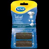 Scholl Velvet Smooth Rouleaux De Remplacement  Grain Extra Exfoliant à VALS-LES-BAINS