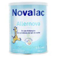 NOVALAC EXPERT ALLERNOVA Aliment infantil B/400g à VALS-LES-BAINS