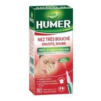 HUMER Nez très bouché, sinusite, rhume à VALS-LES-BAINS