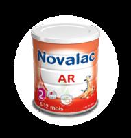 NOVALAC AR 2 Lait en poudre antirégurgitation 2ème âge B/800g à VALS-LES-BAINS