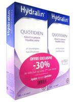 Hydralin Quotidien Gel Lavant Usage Intime 2*200ml à VALS-LES-BAINS