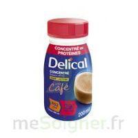 DELICAL BOISSON HP HC CONCENTREE Nutriment café 4Bouteilles/200ml à VALS-LES-BAINS