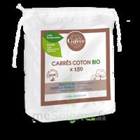 Gifrer Carré Coton Bio Sachet/150 à VALS-LES-BAINS