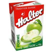 Halter sans sucre Bonbon pomme B/40g à VALS-LES-BAINS