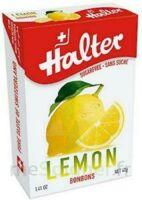 Halter sans sucre Bonbon citron B/40g à VALS-LES-BAINS