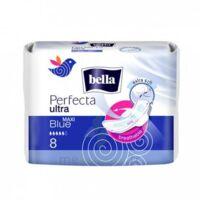 Bella Perfecta Ultra Serviette périodique jour blue maxi Sachet/8 à VALS-LES-BAINS