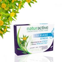 Naturactive Seriane Stress 30gélules
