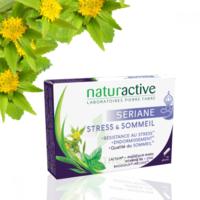Naturactive Seriane Stress Et Sommeil 30gélules à VALS-LES-BAINS
