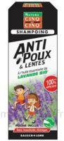 Cinq Sur Cinq Natura Shampooing Anti-poux Lentes Lavande 100ml à VALS-LES-BAINS