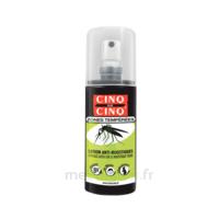 Cinq sur Cinq Zones Tempérées Lotion anti-moustique 100ml à VALS-LES-BAINS