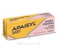 Apaisyl Baby Crème irritations picotements 30ml à VALS-LES-BAINS