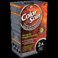Color&soin Kit Coloration Permanente 2a Brun Azuré à VALS-LES-BAINS
