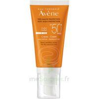 Avène Eau Thermale Solaire Crème 50+ Sans Parfum 50ml à VALS-LES-BAINS