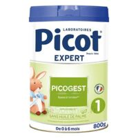 Picot Expert Picogest 1 Lait En Poudre B/800g à VALS-LES-BAINS